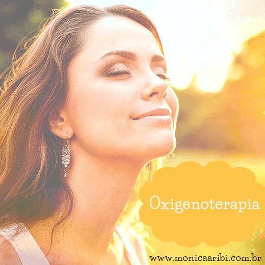 Oxigenoterapia: O que é?